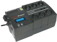 ИБП CyberPower BS650E LCD