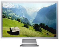 Монитор Apple Cinema HD Display 30""