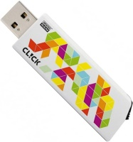 USB Flash (флешка) GOODRAM Click 8Gb