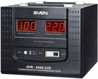 Фото - Стабилизатор напряжения Sven AVR-3000 LCD