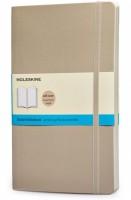 Блокнот Moleskine Dots Soft Notebook Large Beige