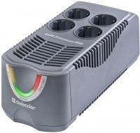 Фото - Стабилизатор напряжения Defender AVR Premium 600i