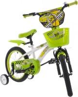 Детский велосипед AZIMUT Hunter 16