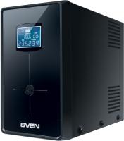 Фото - ИБП Sven Pro+ 1000 LCD