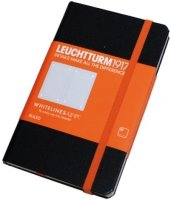 Блокнот Leuchtturm1917 Ruled Whitelines Link A6