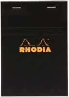 Блокнот Rhodia Squared Pad №13 Black