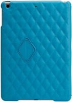 Фото - Чехол Jisoncase Quilted Leather Smart Case for iPad Air