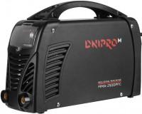 Фото - Сварочный аппарат Dnipro-M MMA-250 DPFC