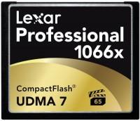Фото - Карта памяти Lexar Professional 1066x CompactFlash 64Gb