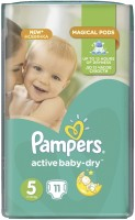 Подгузники Pampers Active Baby-Dry 5 / 11 pcs