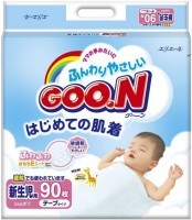 Подгузники Goo.N Diapers NB / 90 pcs