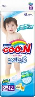 Подгузники Goo.N Diapers XL / 42 pcs