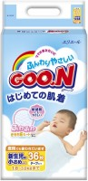 Подгузники Goo.N Diapers XXS / 36 pcs