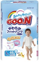 Подгузники Goo.N Pants Boy L / 46 pcs