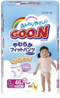 Подгузники Goo.N Pants Girl L L / 46 pcs