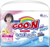 Подгузники Goo.N Pants Girl XXL / 28 pcs