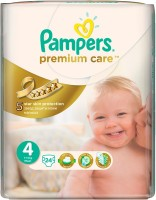 Подгузники Pampers Premium Care 4 / 24 pcs