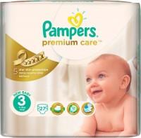 Фото - Подгузники Pampers Premium Care 3 / 27 pcs
