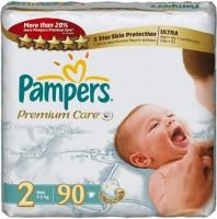 Фото - Подгузники Pampers  Premium Care 2 / 90 pcs