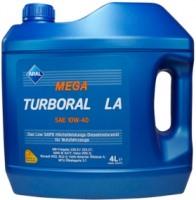Моторное масло Aral Mega Turboral LA 10W-40 4L