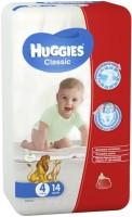 Фото - Подгузники Huggies Classic 4 / 14 pcs