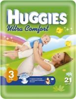 Фото - Подгузники Huggies Ultra Comfort 3 / 21 pcs