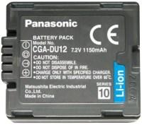 Фото - Аккумулятор для камеры Panasonic CGA-DU12
