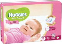 Фото - Подгузники Huggies Ultra Comfort Girl 3 / 80 pcs