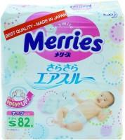 Подгузники Merries Diapers S / 82 pcs