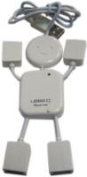 Картридер/USB-хаб Lapara LA-UH4372