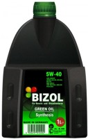 Моторное масло BIZOL Green Oil Synthesis 5W-40 1L