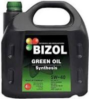Моторное масло BIZOL Green Oil Synthesis 5W-40 4L