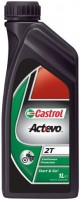 Моторное масло Castrol Act Evo 2T 1L