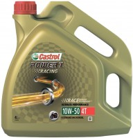 Моторное масло Castrol Power 1 Racing 4T 10W-50 4L