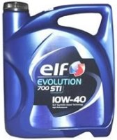 Моторное масло ELF Evolution 700 STI 10W-40 5L