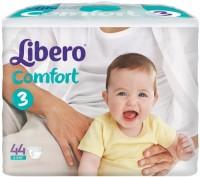 Подгузники Libero Comfort 3 / 44 pcs