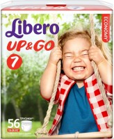 Подгузники Libero Up and Go 7 / 34 pcs