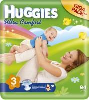 Фото - Подгузники Huggies Ultra Comfort 3 / 94 pcs