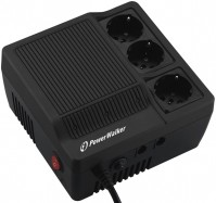 Фото - Стабилизатор напряжения PowerWalker AVR 1000