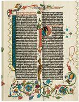 Блокнот Paperblanks Gutenberg Bible Large