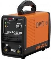 Сварочный аппарат DWT MMA-200 DL
