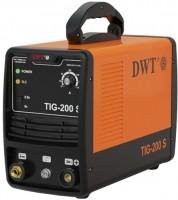 Сварочный аппарат DWT TIG-200 S