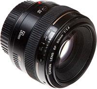 Фото - Объектив Canon EF 50mm f/1.4 USM