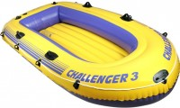 Надувная лодка Intex Challenger 3 Boat Set