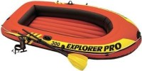 Надувная лодка Intex Explorer Pro 300 Boat Set