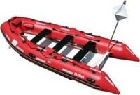 Фото - Надувная лодка Brig Rescue F400R