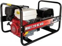 Электрогенератор AGT WAGT 220 DC HSBE