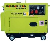 Электрогенератор Dalgakiran DJ 7000 DG-EC
