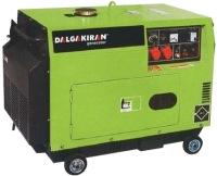 Электрогенератор Dalgakiran DJ 7000 DG-ECS