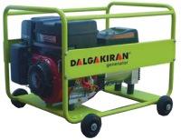 Электрогенератор Dalgakiran DJ 70 BS-ME